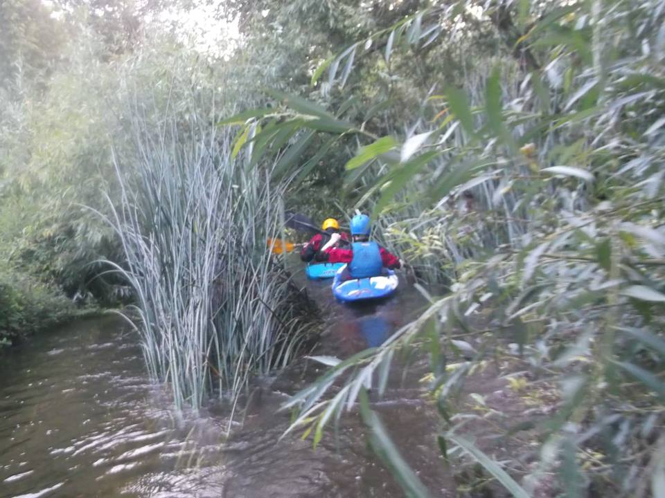 Go Paddling: Swift Ditch Paddle. Wednesday 29th May 6:00pm